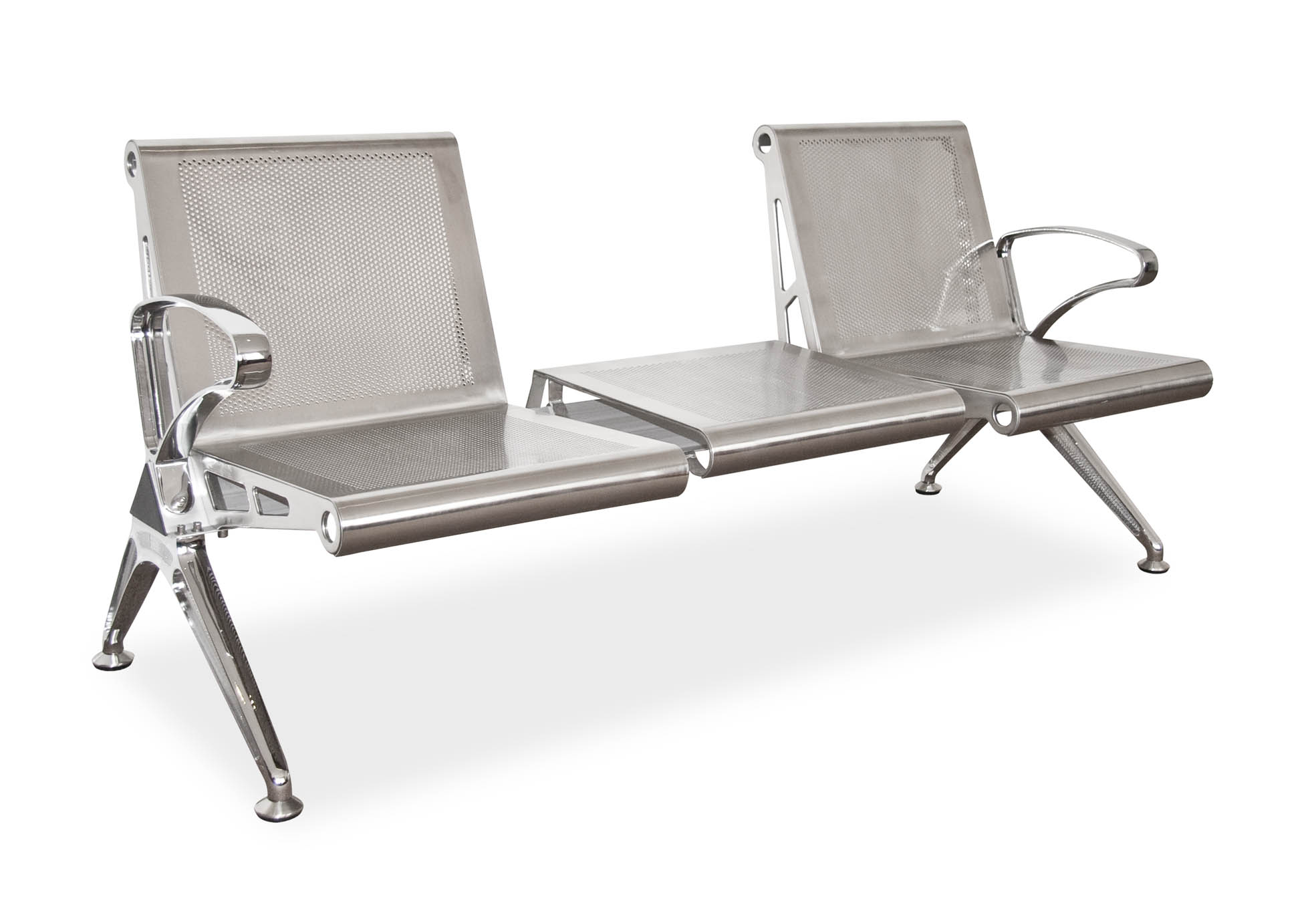 Stainless Steel Public seating